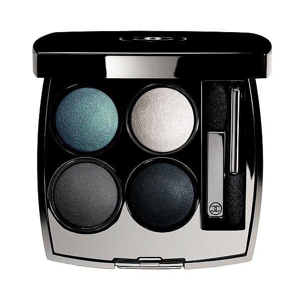 Четырехцветные тени для век Les 4 Ombres Qudra Eyeshadow Fascination (лимитированный выпуск)