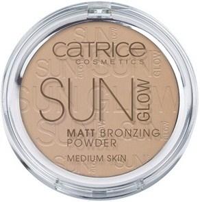 Матовая пудра-бронзер Sun Glow Matt Bronzing Powder