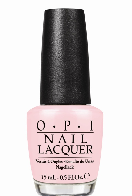 лак для ногтей OPI Oz The Great and Powerful I Theodora You: Sheer pink (полупрозрачный розовый)