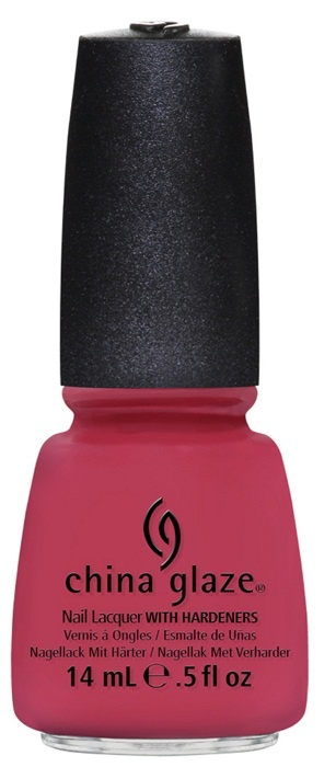 лак для ногтей China Glaze Avant Garden Passion for Petals: Bright salmon-pink (яркий лососево-розовый)