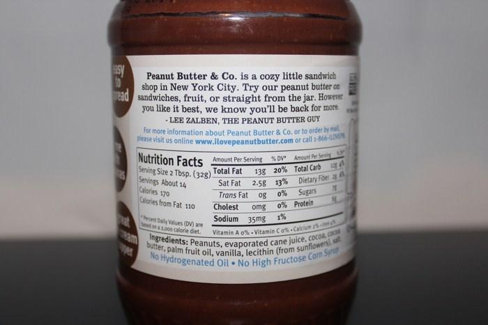 Арахисово-шоколадная паста Peanut Butter & Co., Peanut Butter Blended With Rich Dark Chocolate, Dark Chocolate Dreams (454 г.)