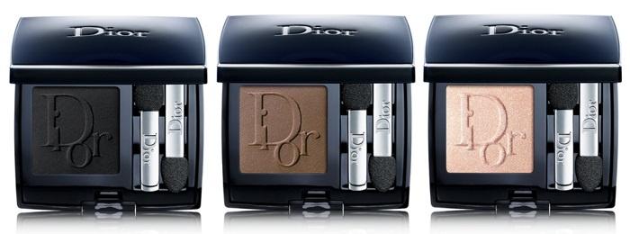Весенняя коллекция одиночных теней для век Dior Mono Eyeshadow Spring 2013 Line