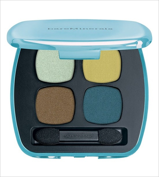 Четырехцветные тени для век bareMinerals Ready Eyeshadow 4.0 The Wild Thing