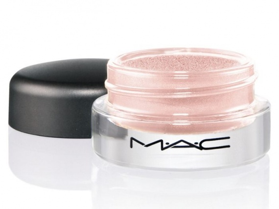 Кремовые тени для век MAC Pro Longwear Paint Pots Let's Skate - Pale pink with pearl (бледно-розовый с перламутром)