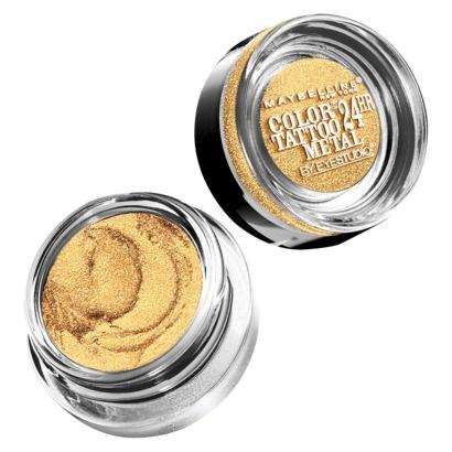 кремовые тени для век Color Tattoo Metal Eyeshadow Gold Rush