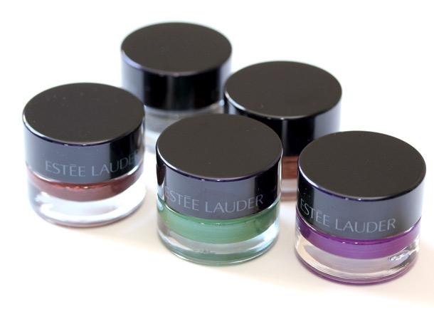 Весенняя коллекция кремовых теней для век Estee Lauder Pure Color Stay-On Shadow Paints Spring 2013 Collection
