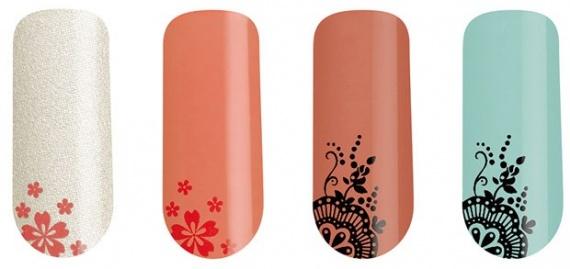 Наклейки для ногтей Nail Polish Strips