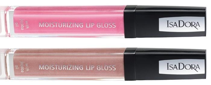 Увлажняющий блеск для губ Mosturizing lipgloss