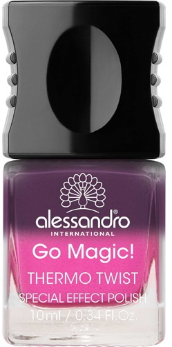 лак для ногтей Alessandro International Thermo Twist Collection Cold Heart