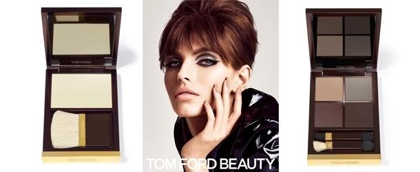 Весенняя коллекция макияжа Tom Ford Color Spring 2013 Collection