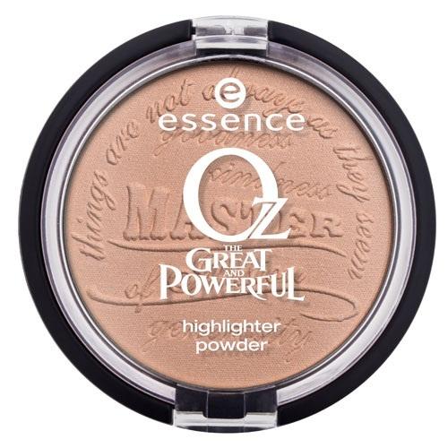 Пудра-хайлайтер Highlighter Powder №01 The Great and Powderful