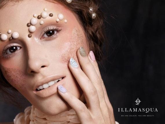 Весенняя коллекция макияжа Illamasqua I'mperfection Spring 2013 Collection