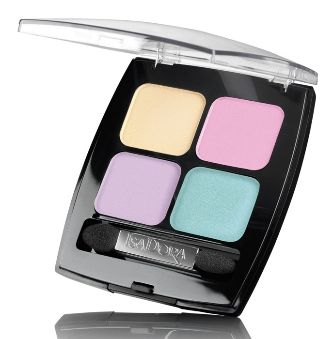 Квартет теней для век Eye shadow quartet