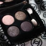 Четырехцветные тени для век Chanel Les 4 Ombres №19 Enigma