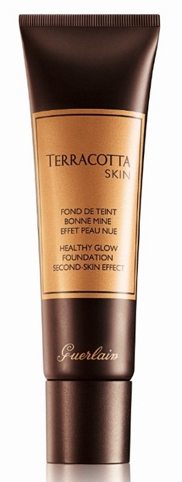 эффектом сияния Terracotta Skin Healthy Glow Foundation Second Skin Effect