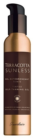 Гель-автозагар для тела Terracotta Sunless Tinted Self-Tanning Gel