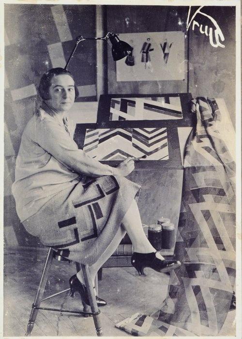 История пэчворка и художница Соня Делоне