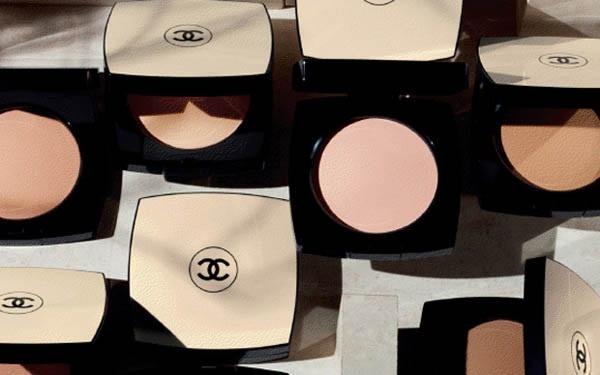 компактная пудра для лица Chanel Les Beiges Healthy Glow Sheer Powder
