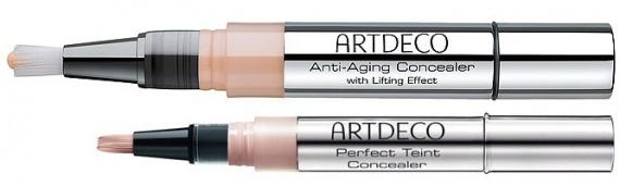 Антивозрастной консилер с эффектом лифтинга Anti-Aging Concealer with Lifting  Effect (новые оттенки)