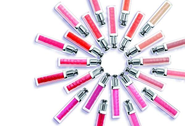 Новая коллекция блесков для губ Dior Addict Be Iconic Ultra-Gloss 2013 Collection
