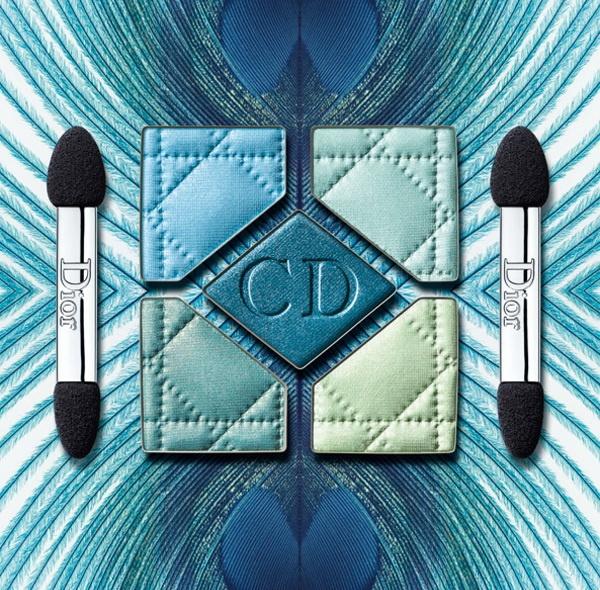 Пятицветные тени для век Dior 5 Couleur Eyeshadow palette