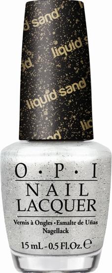 лак для ногтей OPI Bond Girls Solitaire (искрящийся белый) Summer 2013