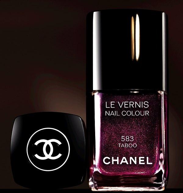 Лак для ногтей Le Vernis №583 Taboo