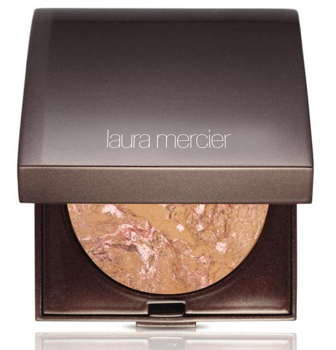 Запеченные бронзирующие румяна Laura Mercier Baked Blush Bronze Ritual