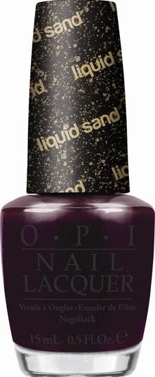 лак для ногтей OPI Bond Girls Vesper (глубокий пурпурный) Summer 2013