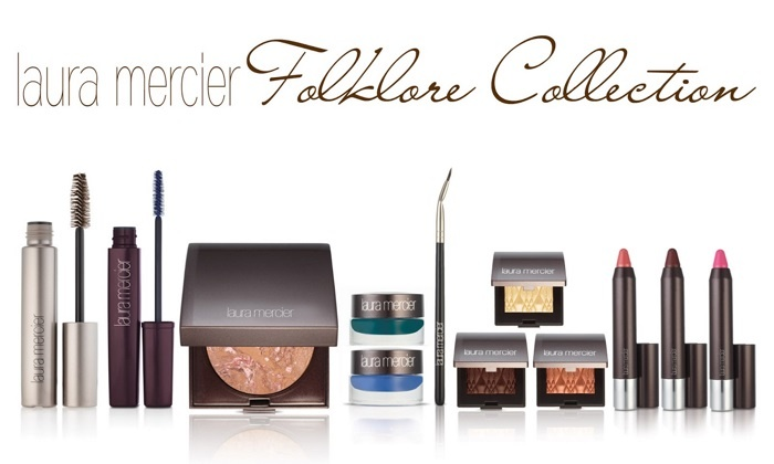 Летняя коллекция макияжа Laura Mercier Folklore Summer 2013 Makeup Collection