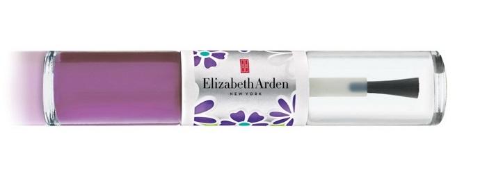 Двойной лак для ногтей Elizabeth Arden Nail Lacquer Duo Purple Orchid (лимитированный выпуск)