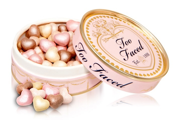 Пудра для лица Too Faced Sweetheart Beads Radiant Glow Face Powder (новинка)
