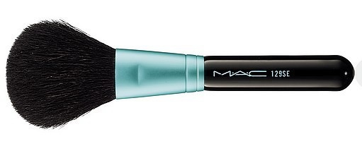 Кисть для пудры и румян MAC Baking Beauties 129 Brush Powder/Blush Brush