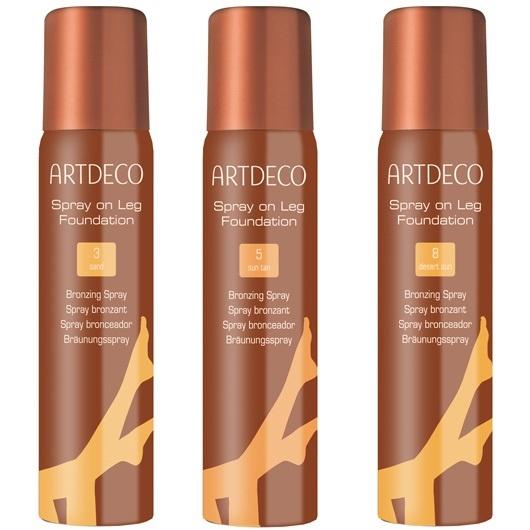 Бронзирующий спрей для ног ARTDECO Spray on Leg Foundation