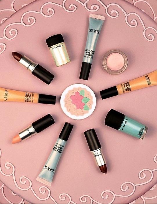 Весенняя коллекция макияжа MAC Baking Beauties Spring 2013 Collection