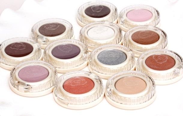 Стойкие пудровые тени для век Longwear Powder Eyeshadow (новинка)