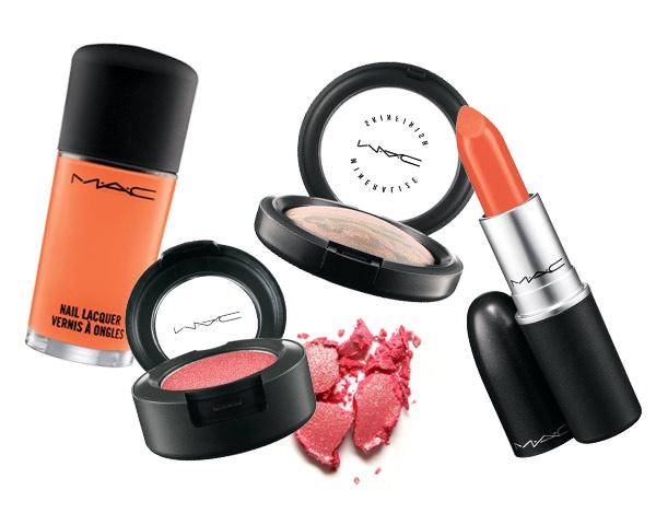 Весенняя коллекция макияжа MAC Hayley Williams Spring 2013 Collection