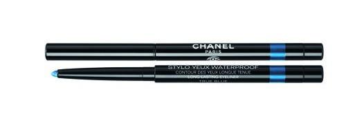 Водостойкий лайнер для глаз Chanel Stylo Yeux Waterproof Long-Lasting Eyeliner True Blue (яркий синий)