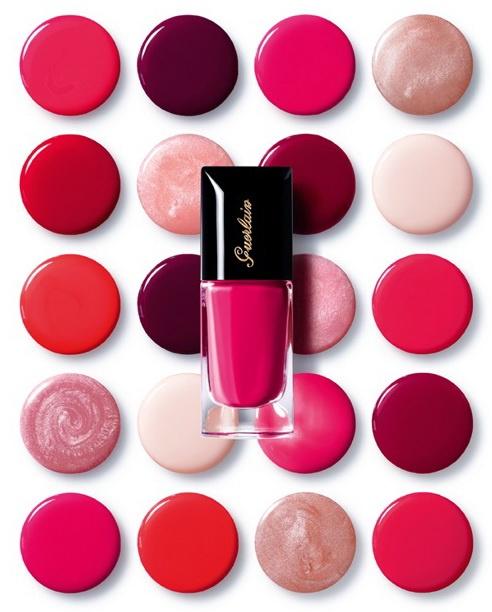 Лак для ногтей Guerlain Colour Lacquer Long-lasting Colour