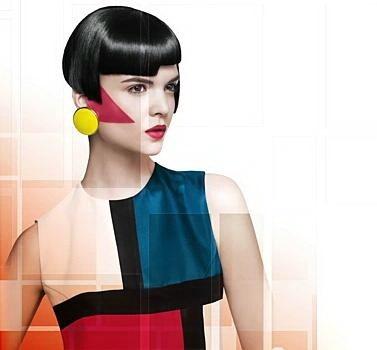 Весенне-летняя коллекция макияжа Catrice Geometrix Spring-Summer 2013 Collection