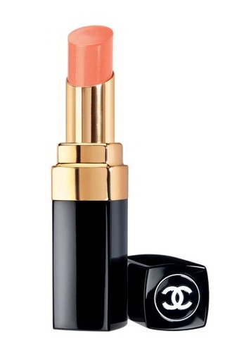 Увлажняющая губная помада с блеском Chanel Rouge Coco Shine Idylle