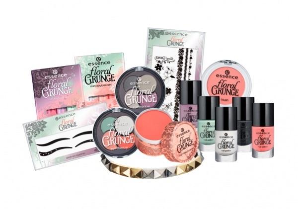 Летняя коллекция макияжа Essence Floral Grunge 2013 Summer Collection