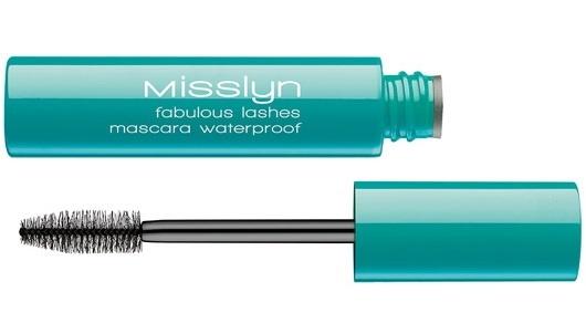 Водостойкая тушь для ресниц Misslyn Fabulous Lashes Waterproof Mascara