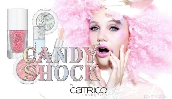 Весенне-летняя коллекция макияжа CATRICE Candy Shock 2013 Spring-Summer 2013 Collection