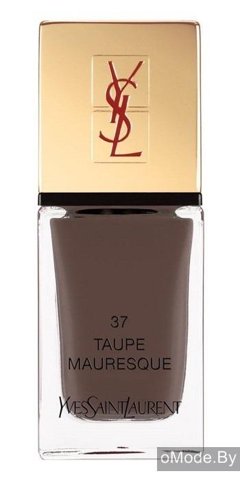 Лак для ногтей YSL Terre Saharienne Summer 2013 La Laque Couture №37 Taupe Mauresque