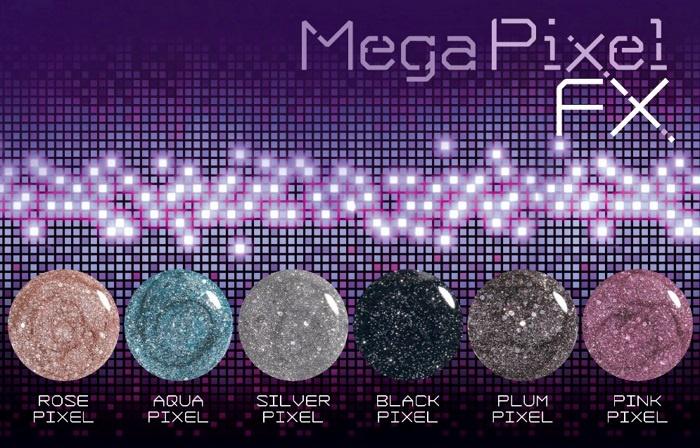 Весенняя коллекция лаков для ногтей ORLY Mega Pixel FX Spring 2013 Collection