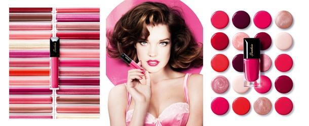 Летняя коллекция блесков для губ Gloss D'enfer  и лаков для ногтей Colour Lacquer от Guerlain