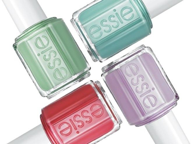 Летняя коллекция лаков для ногтей Essie Resort 2013 Collection