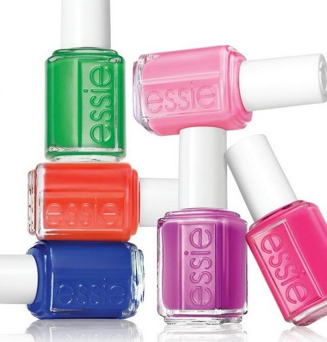 Летняя коллекция лаков для ногтей Essie Neon Summer 2013 Collection