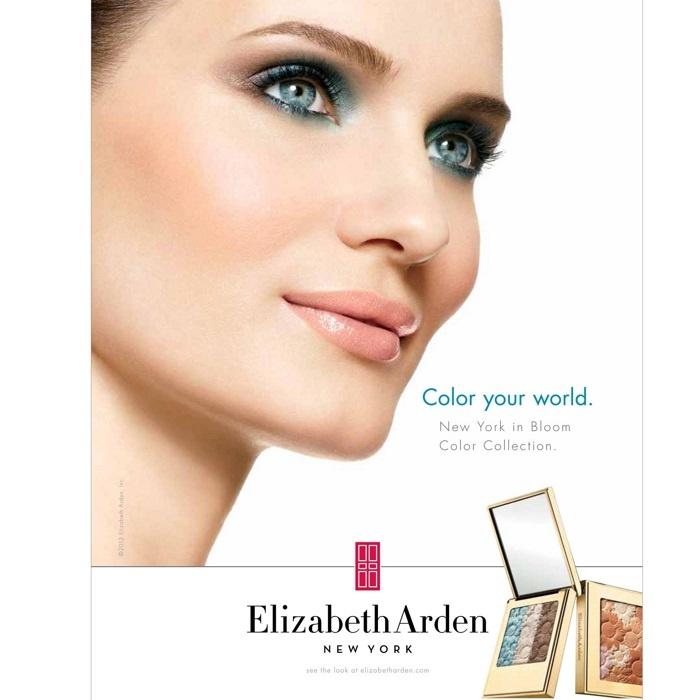 Весенне-летняя коллекция макияжа Elizabeth Arden New York in Bloom Spring-Summer 2013 Collection